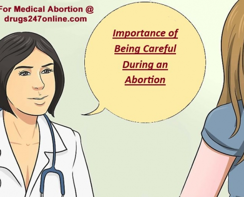 Importance of Being Careful During an Abortion