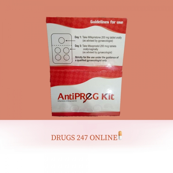 Buy Antipreg Kit USA | Mifepristone and Misoprostol