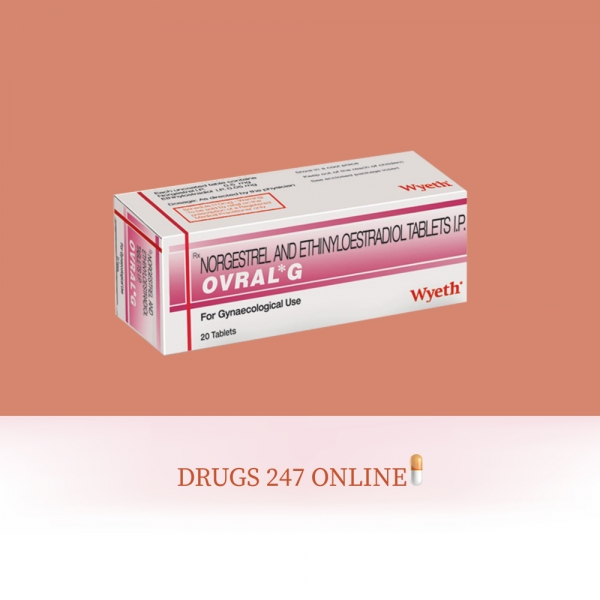 Buy Ovral G USA